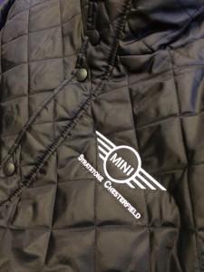 Babour style jacket