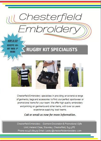 Rugby Kit Specialists, Are You A New Customer?