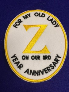 personalised patch