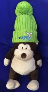 personalised bobble hat
