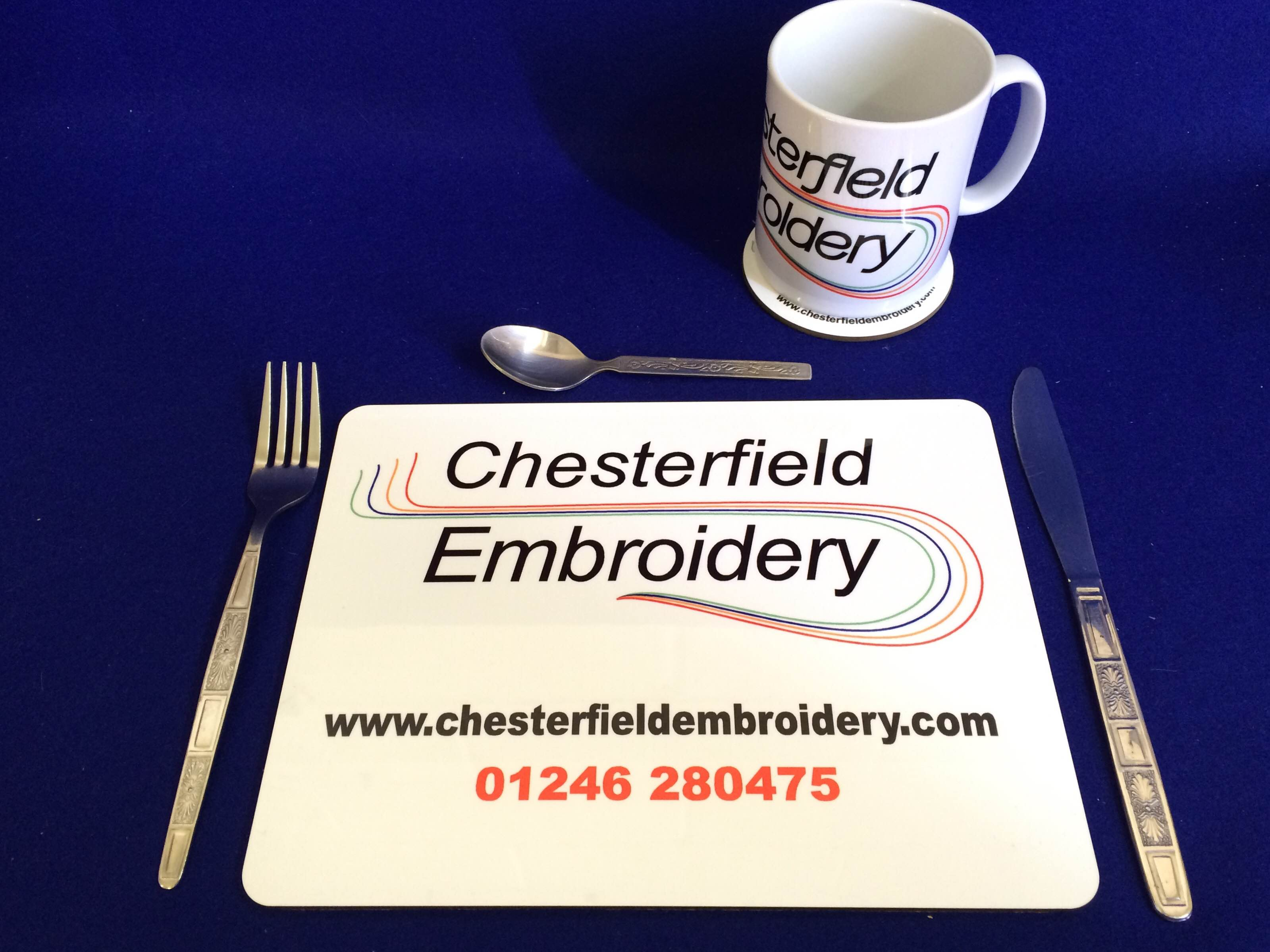 Personalised Table Mat