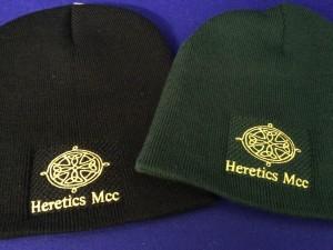 personalised woollen hats