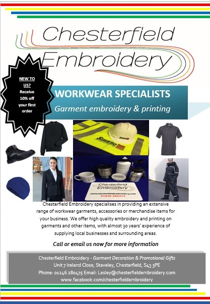 Specialists In Work Wear