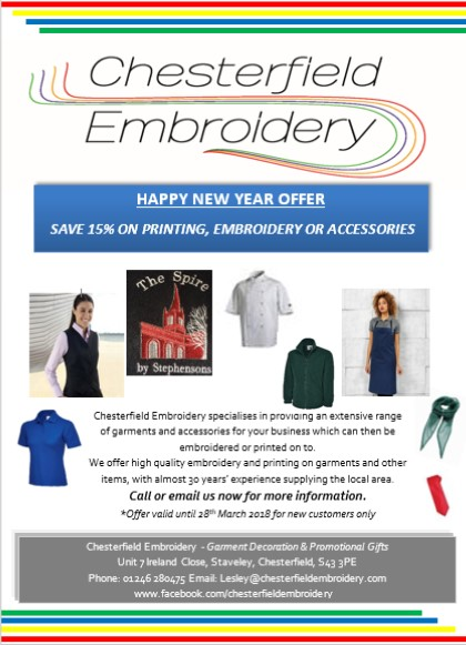 Happy New Year Offer